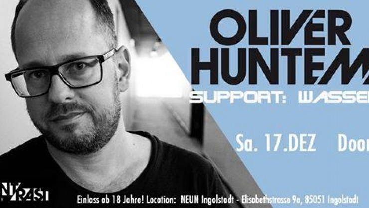 Ohrakel presents: Oliver Huntemann