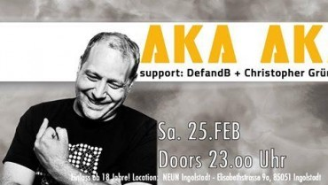 Ohrakel presents: Aka Aka