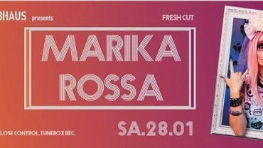 Ohrakel & Treibhaus presents Marika Rossa