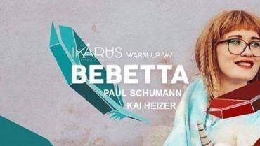 Ohrakel pres. Ikarus Festival – WarmUp w/ Bebetta
